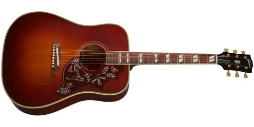 1960 Hummingbird Adjustable-Bridge - Heritage Cherry Sunburst