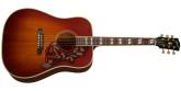 Gibson - 1960 Hummingbird Fixed Bridge - Heritage Cherry Sunburst