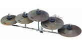 Sabian - Tollspire 5 Chimes (Set of 5) with Stand