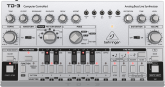 Behringer - TD-3 Analog Bass Line Synthesizer - Silver