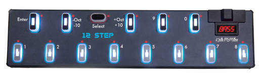 Keith Mcmillen 12 Step Chromatic Foot Controller