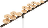 Sabian - Low Crotale Set with Bar