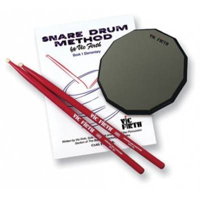 Vic Firth Launch Pad Beginner Package