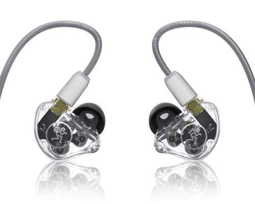 MP-320 Triple Dynamic Driver Professional In Ear Monitor with Bluetooth Adapter