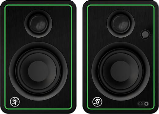 CR3-XBT 3'' Multimedia Monitors with Bluetooth (Pair)