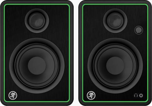 CR4-X 4'' Multimedia Monitors (Pair)