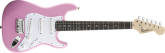 Squier - Squier Mini Strat Electric Guitar Pink