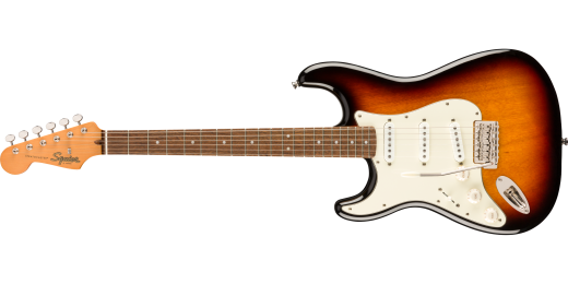 Classic Vibe '60s Stratocaster with Laurel Fingerboard - Left-Handed - 3-Colour Sunburst