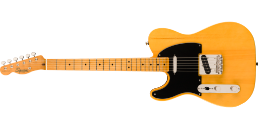 Classic Vibe '50s Telecaster with Maple Neck/Fingerboard - Left-Handed - Butterscotch Blonde
