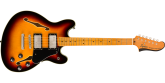 Squier - Classic Vibe Starcaster with Maple Neck/Fingerboard - 3-Color Sunburst