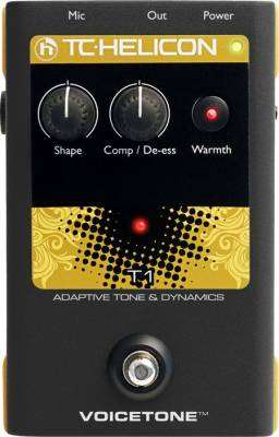 VoiceTone T1 Adaptive Tone And Dynamics Pedal