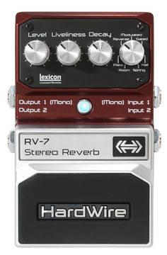 Digitech Hardwire Reverb Long Amp Mcquade Musical Instruments