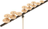 Sabian - Low Crotale Set with Bar and Base