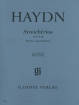 G. Henle Verlag - String Trios, Volume III (attributed to Haydn) - Haydn/MacIntyre/Brook - 2 Violins/Cello - Parts Set