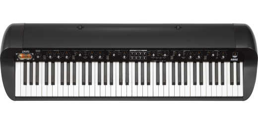 Korg - SV-2 Stage Vintage Piano, 73-Key - Black