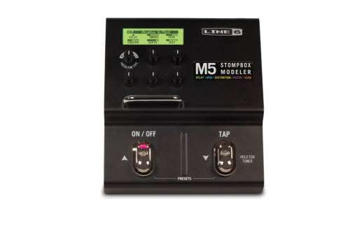 M5 Effects Pedal 100+ Effects