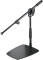 Flat Base Short Microphone Stand