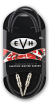 EVH - Premium Cable - 6 Ft., Straight Ends
