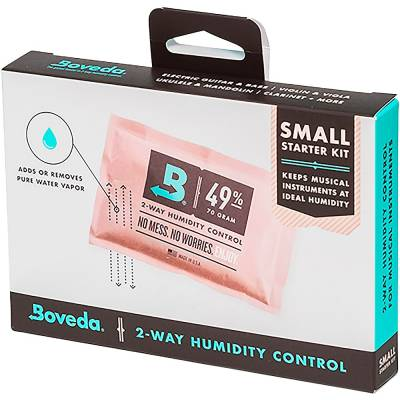 Boveda 49% RH 2-Way Humidity Control Starter Kit - Small