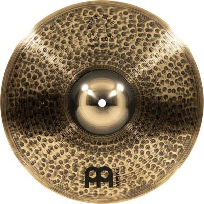 Pure Alloy Custom Medium-Thin Hi-hat Cymbals - 15''