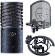 Aston - Origin Black Microphone Bundle with Mount and Shield Filter