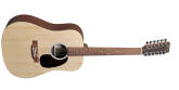 Martin Guitars - D-X2E Sitka Spruce/Mahogany HPL 12-String Acoustic-Electric w/Gig Bag