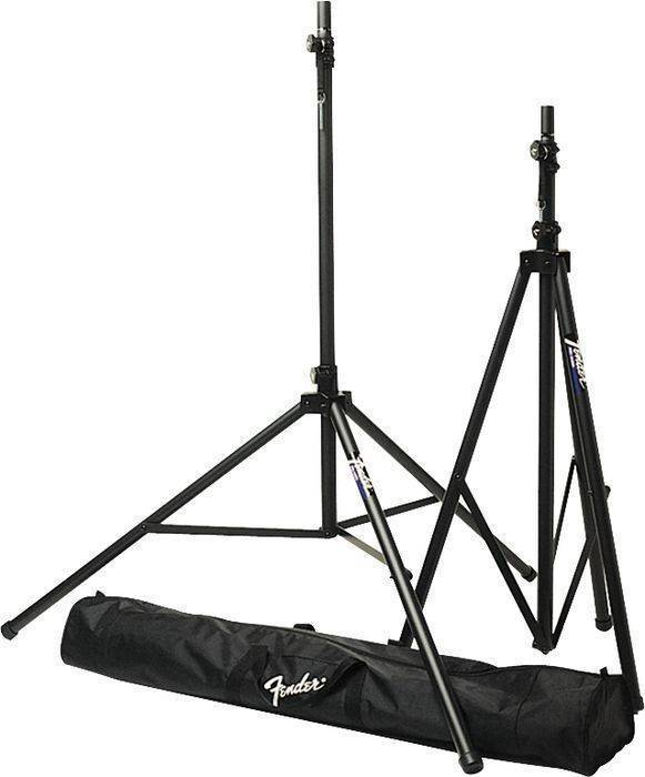 speakers and stands. st-275 tripod speaker stand set (2) with carrying bag speakers and stands