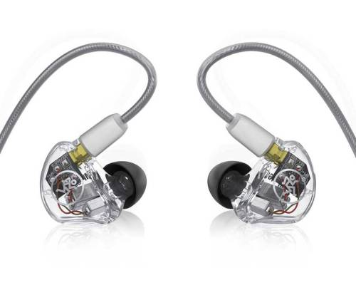 MP-460 Quad Balanced Armature Professional In-Ear Monitors with Bluetooth Adapter