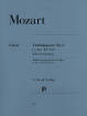 G. Henle Verlag - Violin Concerto no. 3 G major K. 216 - Mozart/Seiffert/Guntner - Violin/Piano Reduction - Sheet Music