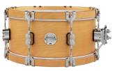 Pacific Drums - Concept Maple Classic Snare Drum 6.5x14 - Natural with Natural Wood Hoops