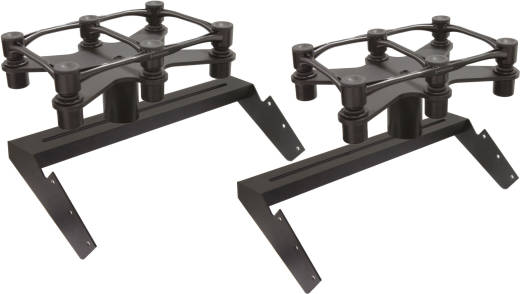 IsoAcoustics Speaker Platform Kit with Aperta 300 Platform and Halo Mounting Bracket (Pair)