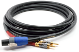 Benchmark Media - NL2 to Banana 2-Pole Speaker Cable - 10/3m