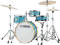 Stage Custom Hip 4-Piece Kit with Hardware (20, 10, 13FT, 13SN) - Matte Surf Green