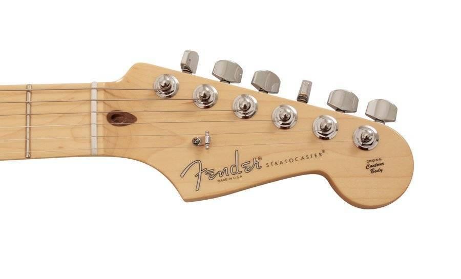 American Standard Stratocaster RW - 3 Tone Sunburst