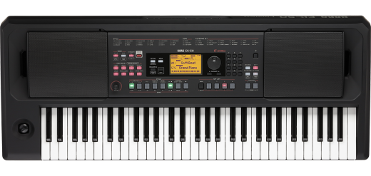 EK-50L 61-key Entertainer Keyboard (Arranger)