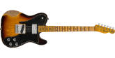 Fender Custom Shop - Limited Edition 70s Telecaster Custom Heavy Relic, Maple Fingerboard -  Faded Aged 3-Tone Sunburst