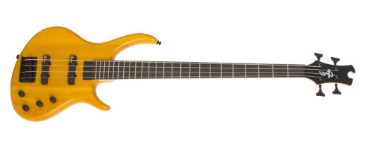 Toby Deluxe IV 4--String Bass - Translucent Amber