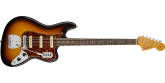 Fender Custom Shop - 1963 Bass VI Journeyman Relic - Faded 3-Colour Sunburst