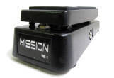 Mission Engineering - Mission Engineering Volume Pedal w/Mute Tuner Out - Black