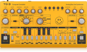 Behringer - TD-3-AM Analog Bass Line Synthesizer - Yellow