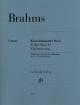 G. Henle Verlag - Piano Concerto no. 2 in B flat major op. 83 - Brahms/Behr/Vogt - Piano/Piano Reduction (2 Pianos, 4 Hands) - Book