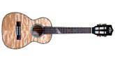 Leho - Tenor Ukulele, Solid Quilted Maple with Bag
