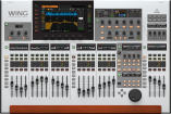 Behringer - Wing 48-Channel 28-Bus Digital Mixer with Touch Screen
