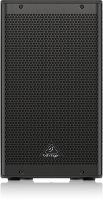 Behringer - DR110DSP Active 1000W 10 PA Speaker System with DSP & 2-Channel Mixer