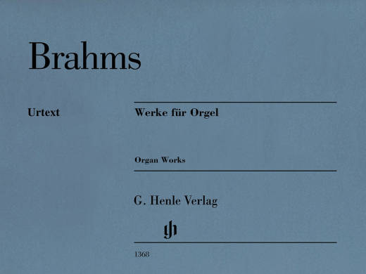 Works for Organ - Brahms/Bozarth - Organ - Book