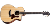 Taylor Guitars - 214ce Plus Spruce/Rosewood Acoustic-Electric Guitar