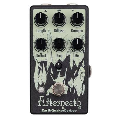 EarthQuaker Devices - Afterneath V3 Enhanced Otherworldly Reverberation Machine