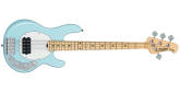 Sterling by Music Man - StingRay Short Scale Bass Guitar - Daphne Blue