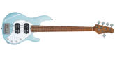 Sterling by Music Man - Ray35HH Stingray 5-String Bass with Gigbag - Daphne Blue