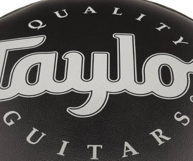 Taylor Guitars Taylor Bar Stool Black Long Amp Mcquade